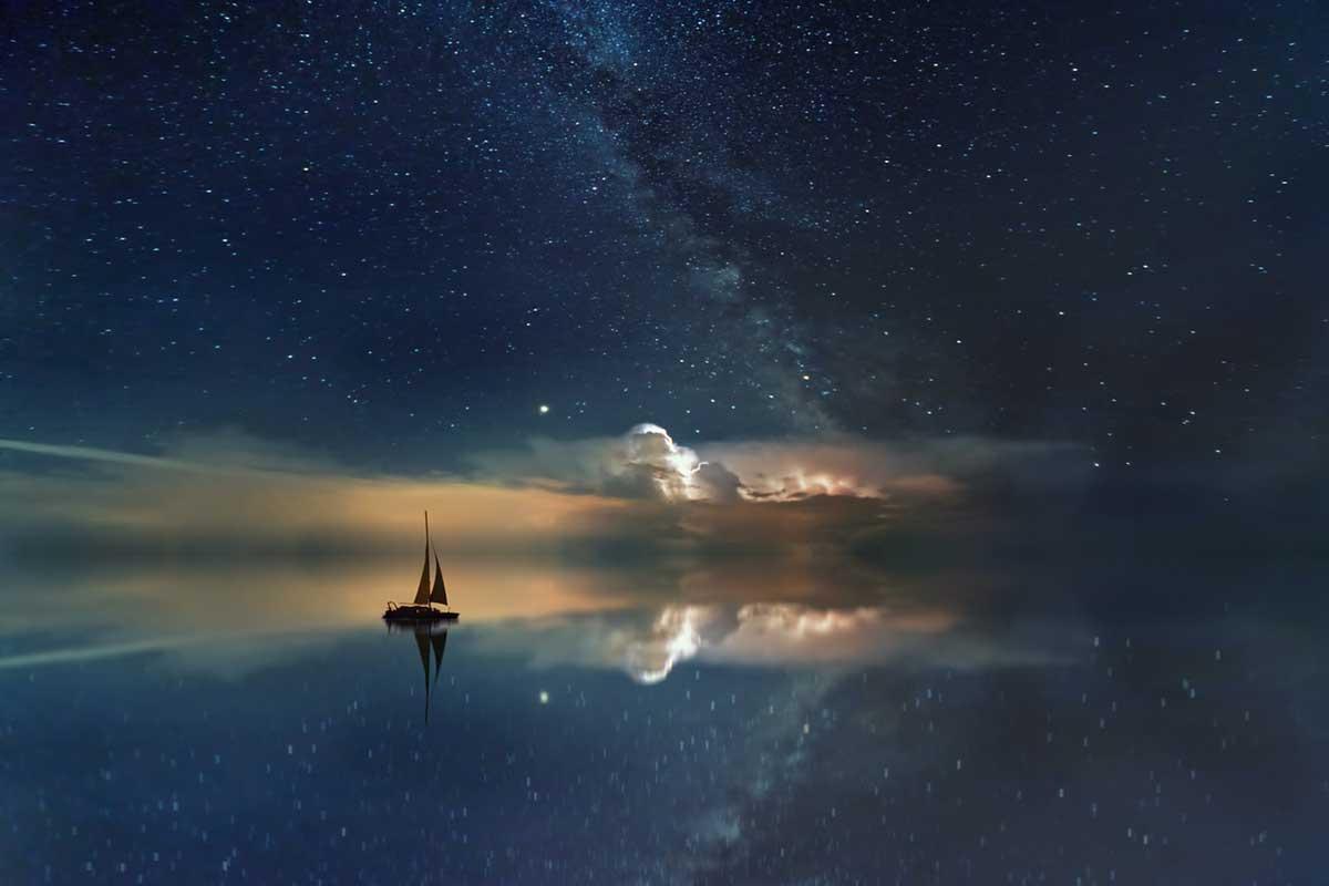 barca sognante